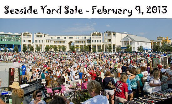 Seaside Yard Sale 2013