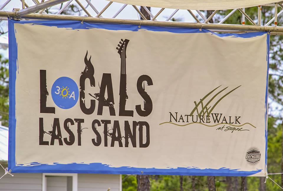 30a street party 30A Street Party Naturewalk at Seagrove