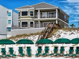 30A gulf front home for sale in Seagrove Beach. This 30A luxury home has 10 bedrooms & 11.5 baths.