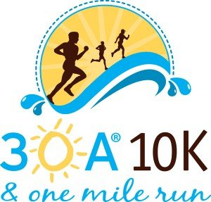 The 30A Thanksgiving 10K will start in the beautiful town of Rosemary Beach, down to Scenic Highway 30A to the turn-around point just past the picturesque Camp Creek Lake, and then back to Rosemary Beach's downtown for the finish line.