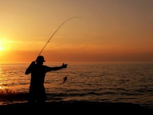 Gulf fishing could not get any more enjoyable here along 30A with the many types of methods available to you.