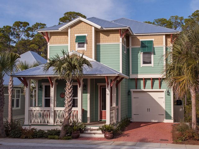 Enjoy a perfect getaway in amazing seacrest beach 30a for 30a home builders