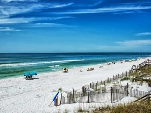 Explore nature at its finest when you live in one of the 30A luxury homes in Seagrove Beach.