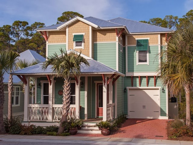 Seacrest beach homes for sale are the perfect choice for for 30a home builders