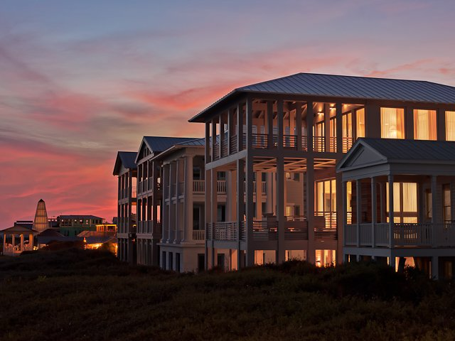 Located at the eastern edge of Scenic Highway 30A, this charming community offers a tranquil place where you will feel right a home.