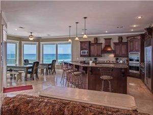 Villa Leibra provides the perfect waterfront home retreat in Santa Rosa Beach FL.