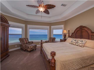 This Santa Rosa Beach FL home is a dream come true with its elegance and exquisite design all throughout its many spacious rooms.