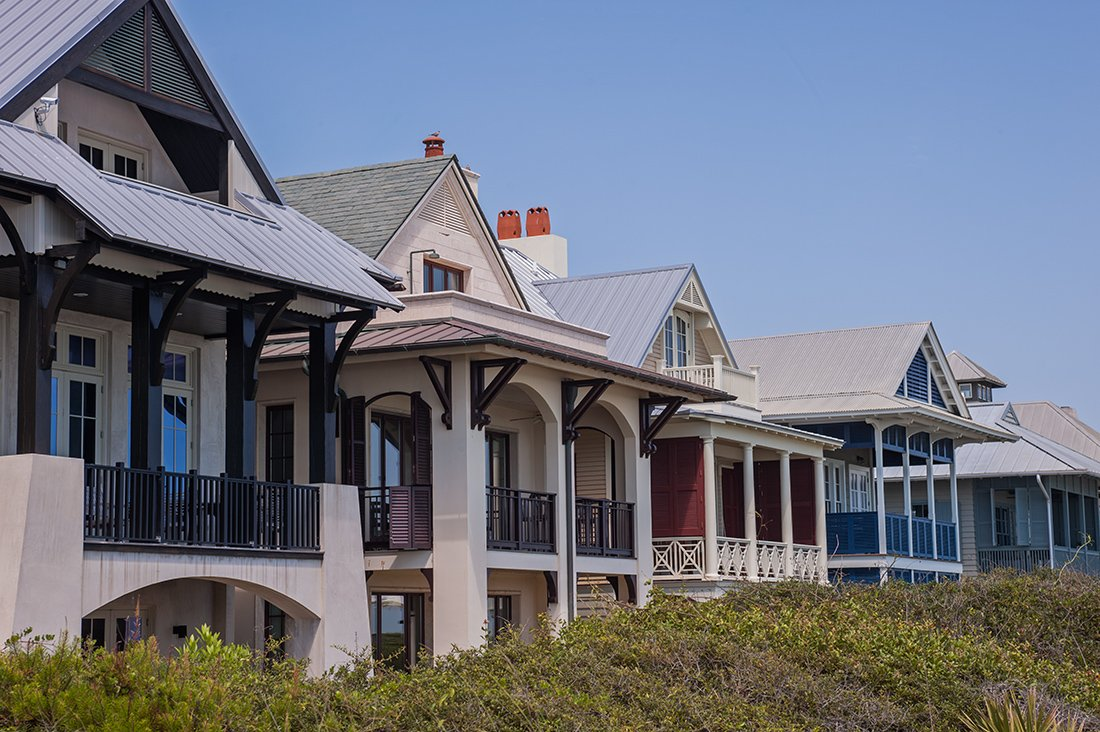 Top reasons why rosemary beach homes for sale are perfect for Architect florida