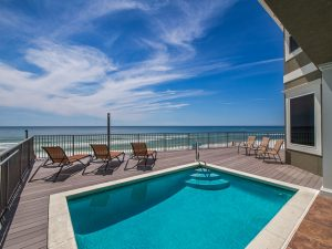 Seagrove Beach Home for Sale | Gulf front pool
