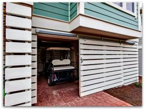 As if all these space are not enough, you also get to enjoy a one-car garage and an enclosed space for your golf cart.