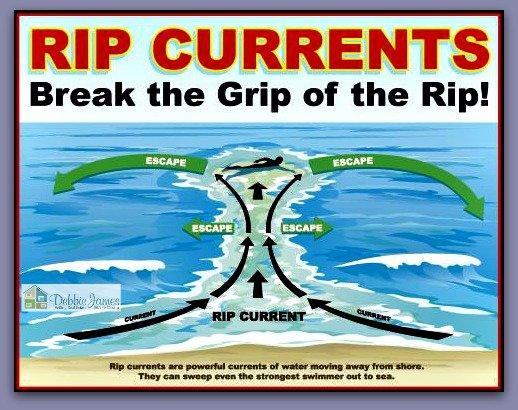 Keep safe while having fun ad enjoying the summer season in the pristine beaches along 30A.