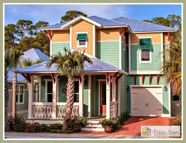 Find out why owning a Seacrest Beach 30A luxury home for sale can be better than a beachfront property.