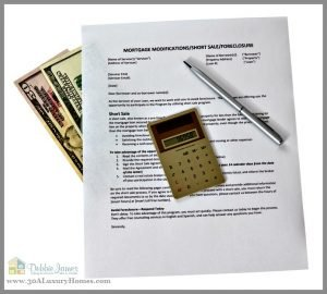 Avoid losing your home along 30A to foreclosure by knowing about your short sale option.
