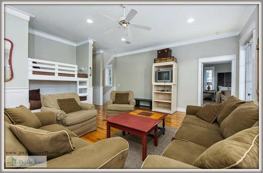Experience luxury all the way in this 30A luxury home for sale in Seagrove Beach FL