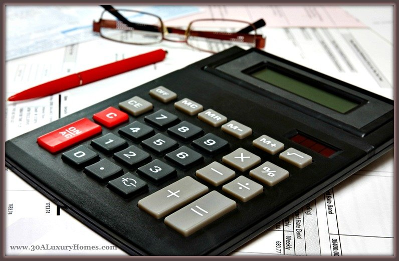 Prepare yourself of the expenses involved before you sell your 30A luxury home.
