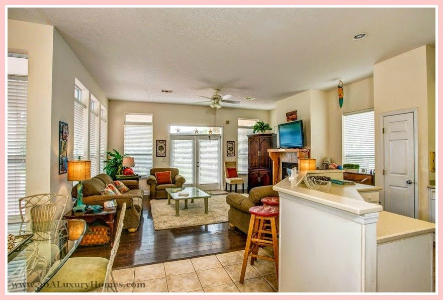 Enjoy superb views of the gulf in the comfort of your own stunning beach home - this Seacrest FL home for sale is hard to miss!