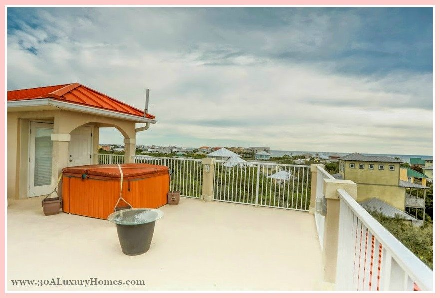 Just a short walk to the pristine beach, this beach home for sale in Seacrest SL allows you to enjoy nature at its best.