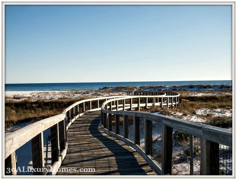 These are only a few of the reasons why 30A luxury homes for sale are very popular and in high demand.