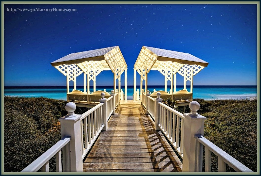 Want to know what's exciting about living in a luxury home along 30A? Find out now.