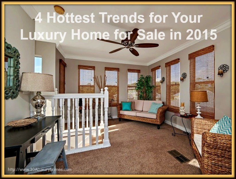 Update your luxury home along 30A with a beach home theme. Check out these hottest decorating trends!