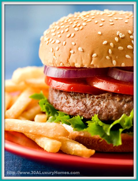 Make your burger snack trip unforgettable and dine in one of the best restaurants near your homes along 30A!