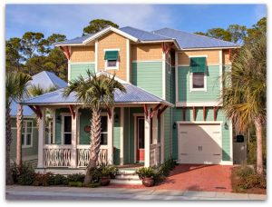 Heaven is what this Seacrest Beach FL home for sale is with its convenient access to all the remarkably pristine beaches of the Emerald Coast!