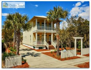 Experience the relaxed and exciting waterfront lifestyle in Crystal Beach Destin FL.