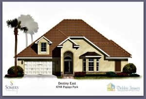 This brand new Mediterranean style home for sale in Destin FL will certainly have you living a fine life!
