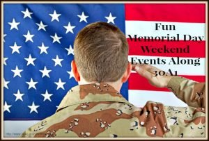 Celebrate Memorial day with live music, fireworks and fun events happening near your 30A luxury homes!